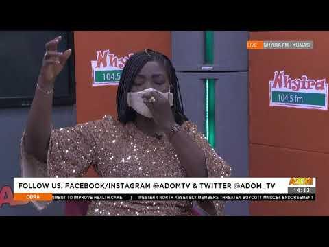 Obra on AdomTV (26-8-21)