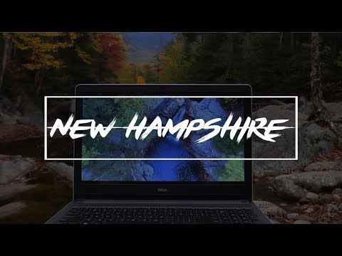 New Hampshire Vlog 2017!