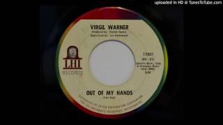 Virgil Warner - Out Of My Hands (LHI 17001)
