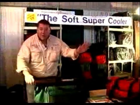Soft Super Cooler Commercial Soft Super Cooler As Seen On TV Most Versatile Bag In The World