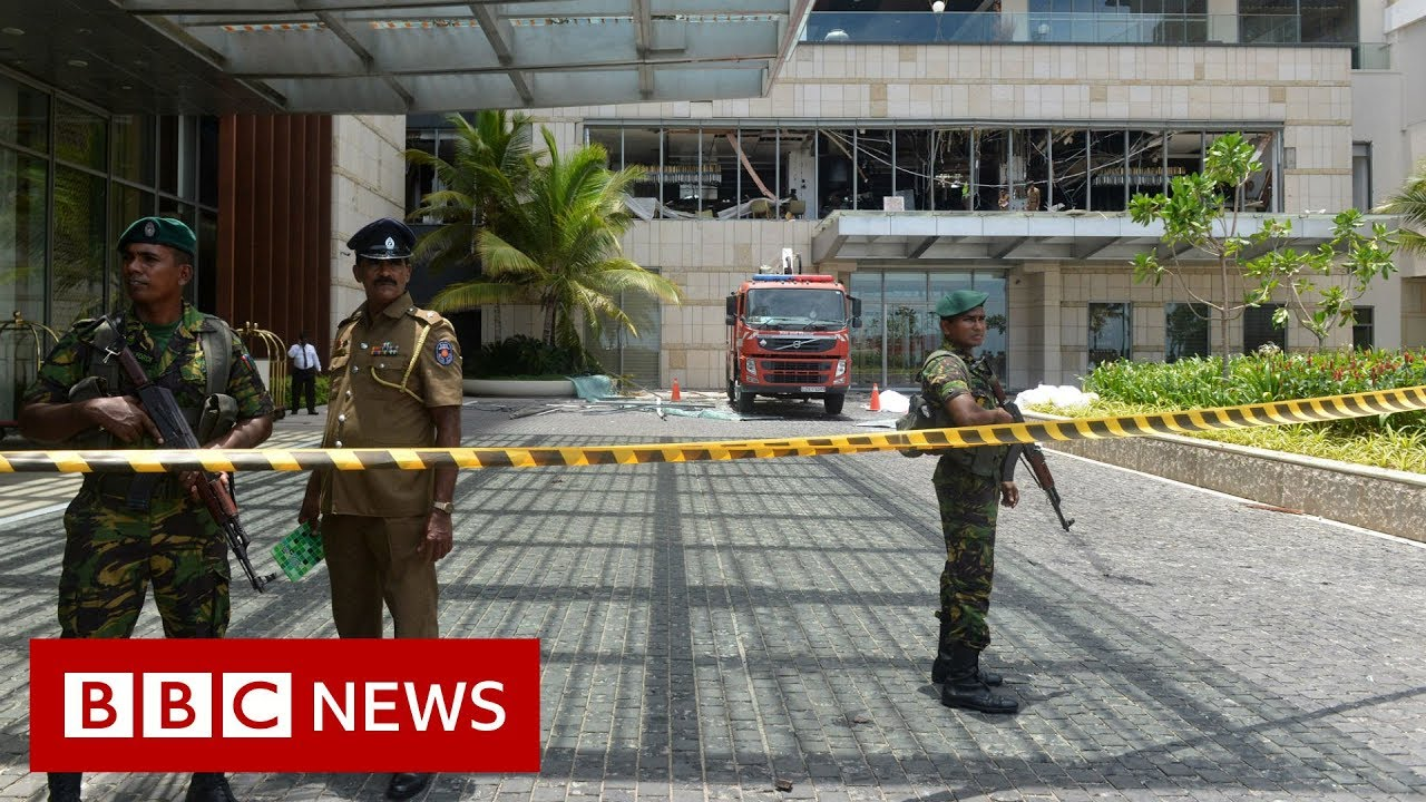 Sri Lanka: UK tightens its travel warnings - BBC News