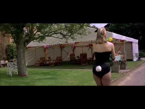 Костюм непослушной зайки ... отрывок из фильма (Дневник Бриджет Джонс/Bridget Jones's Diary)2001
