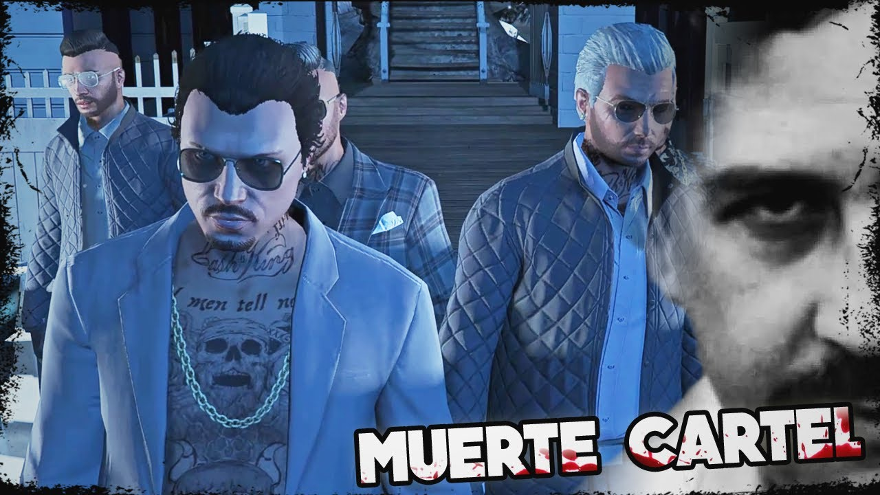 Muerte Cartel [Cinematic Film] | GTA V Roleplay | Sonny Montana