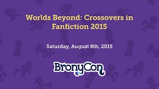 Worlds Beyond: Crossovers in Fanfiction 2015