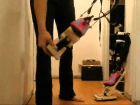 Digitigrade Stilts (Realistic Movement) DIY