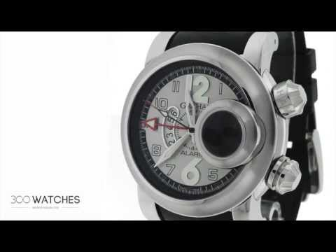 View This Graham Swordfish 2SWASGMT.B01A Watch Review