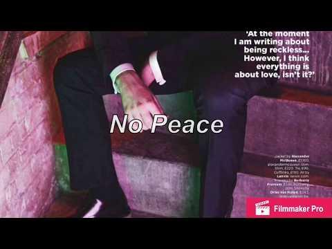 No Peace—Sam Smith/ (ESPAÑOL)