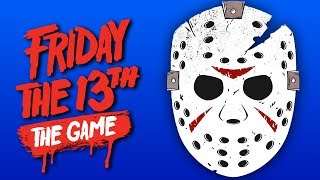 HUNTING FOR JASONS! | Friday The 13th: The Game (ft. Gorilla, Dracula, & Satt)