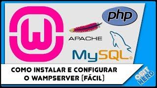 Como instalar e configurar o WampServer (Fácil).