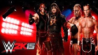 WWE 2K15 PC - Sting vs. Undertaker, DX vs. Brothers of Destruction
