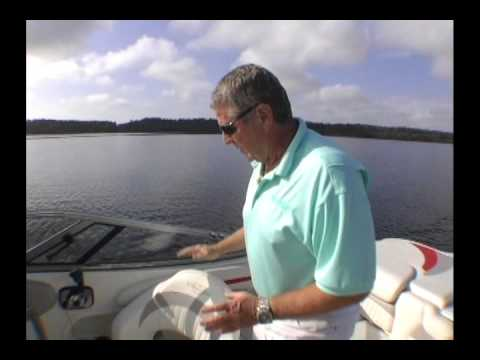 Stingray 225LR Walk-thru Video from Boating Life Magazine