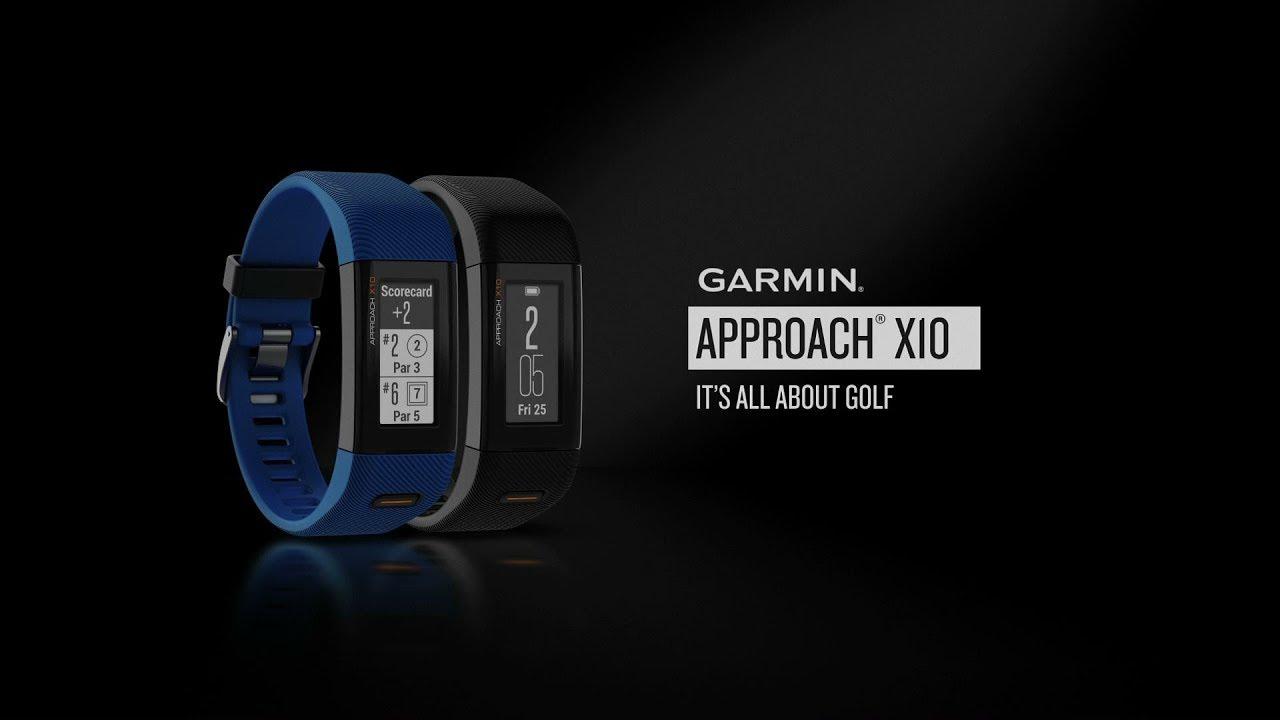 Garmin Approach X10: Just Like You, It's All Golf - Dauer: 36 Sekunden
