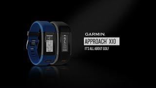 Garmin Approach X10 Golf GPS Watch
