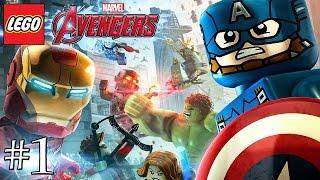 LEGO Marvel Avengers FR #1