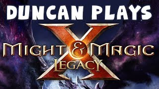 Might and Magic X - Legacy