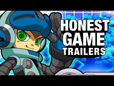 MIGHTY NO.9 (Honest Game Trailers)
