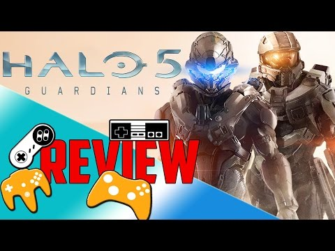 Review: Halo 5: Guardians - Xbox One [HD]