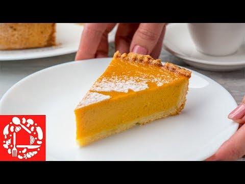 Как приготовить пирог с тыквой в духовке