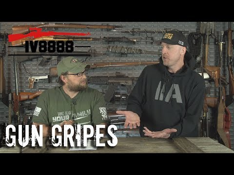 "Gun Gripes #150: ""Assault Weapons Ban of 2018...and Yes, There's MORE!!!"