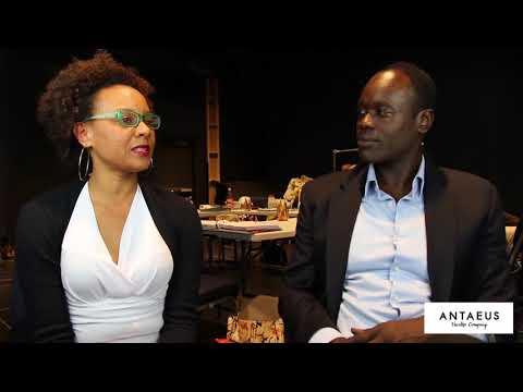 Nambi E. Kelley Interviewed By Noel Arthur
