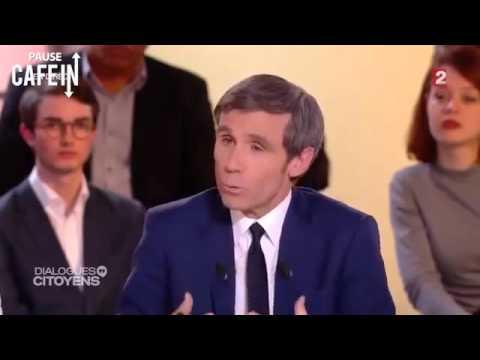 Dérapage de François Hollande sur France 2 (MONTAGE TROLL)
