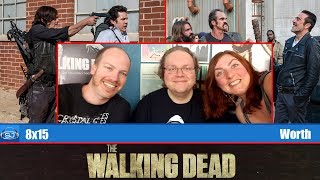 The Walking Dead 8x15 Worth | Serienjunkies-Podcast