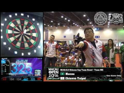 Macau Open 2016 LIVE Day 1
