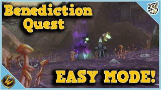 Benediction Quest - EĄSY MODE!! - World of Warcraft Classic