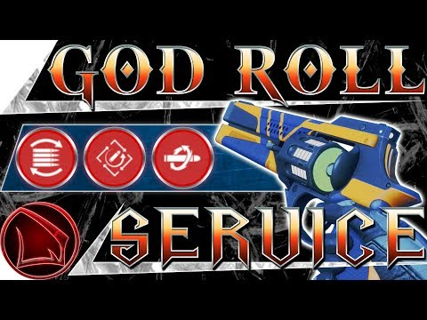 Destiny 2: Service Revolver God Roll Guide & Review – Jokers Wild Hand Cannon PvP Gameplay