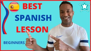 Spanish Lesson for beginners unit 1, video 1, 2019