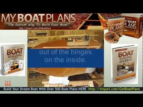 Tunnel Boat Plans - Boats Plans