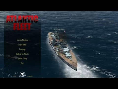 Atlantic Fleet Part 1