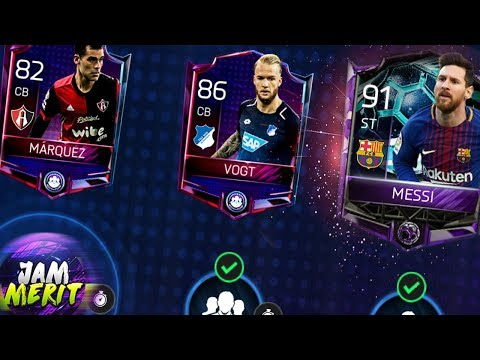 CLAIMING 91 MESSI & 86 VOGT | WEEKLY SQUAD BUILDING CHALLENGES | FIFA Mobile