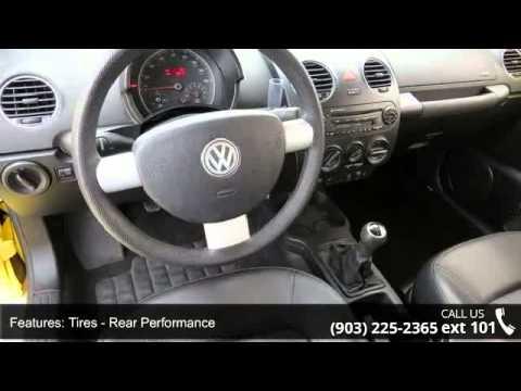 2008 Volkswagen New Beetle Coupe S - Sulphur Springs Dodg...