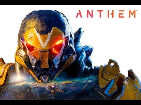 【Anthem】初見・インターセプター攻略 ①(OP~夜明けの盾まで)【ネタバレ×】【PS4】