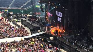 Vance Joy performs Riptide LIVE at Washington Nationals Stadium before Taylor Swift FULL SONG