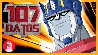 107 Datos de Transformers Que DEBES Saber (Atómico #25) en Átomo Network