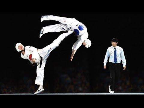 Download Best Taekwondo Knockouts KO | Professionals vs Beginners