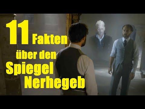 11 FAKTEN über den Spiegel NERHEGEB
