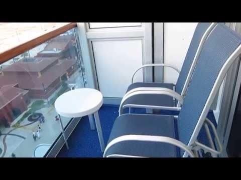 Golden Princess Cruises Balcony Cabin Review B630