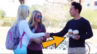 Surprising College Students With Free Coffee | AngryPicnic