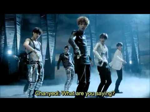 EXO-K - MAMA Parody (Part 1)