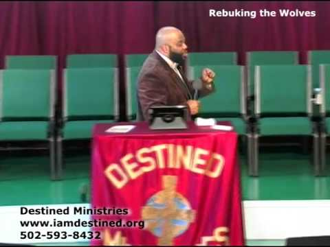 Rebuking the Wolves