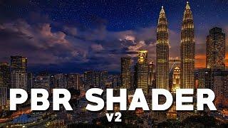 FREE PBR Shader! (v2)