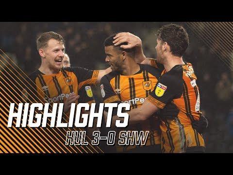 Hull City 3-0 Sheffield Wednesday | Highlights | Sky Bet Championship