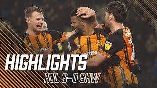 Hull City 3-0 Sheffield Wednesday   Highlights   Sky Bet Championship