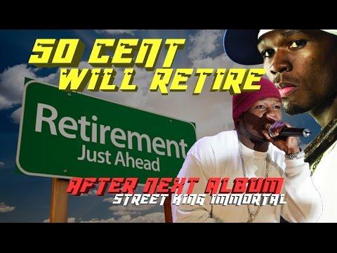 50 Cent WIll Retire after next Album Street King Immortal  JordanTowerNews