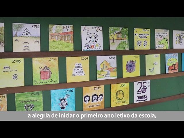 Vídeo Comemorativo de 25 anos da Escola Trilhas