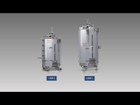 Thermo Scientific HyPerforma 5:1 Single-Use Bioreactor