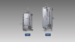 Thermo Scientific HyPerforma 5:1 Single-Use Bioreactor
